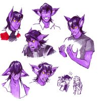 Galra Keith by Dejavidetc