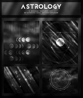 Astrology Textures Set By Starved-souls by Starved-Soul