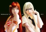 McDonald's vs KFC by aresshu