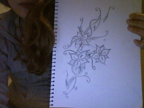 Tattoo Design by PercabethPotter4ever