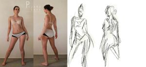Character Design: Gesture Drawing by Madnessof1