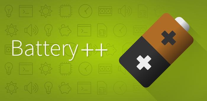 Battery++ Android Promo Graphic By Artworkbean by artworkbean