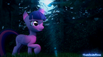 The Dark Forest by TheWhitePone