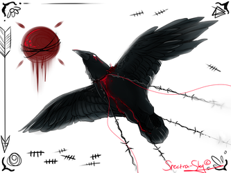 1. Barbed Wire by Spectra-Sky