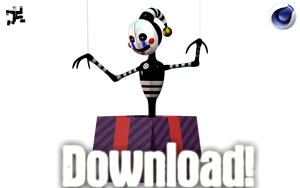 Security Puppet | Download! ThrPuppet by AyaAscend