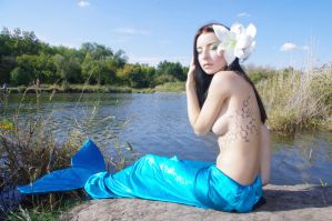 Mermaid IV by Luria-XXII