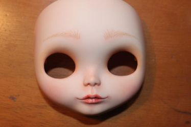 Face-up done by Charlieishnesss
