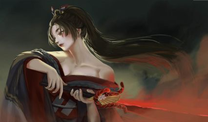(Youtouchi) Onmyoji by Windami