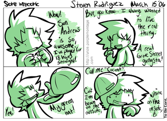 Some Webcomic 10 by Masso
