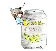 Lemonsoda by Lynxina