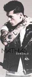 Stephen James as Mathias - RPG # 4 by Thilve