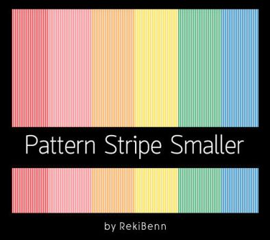 Pattern Stripe Small by TheSeekerReki