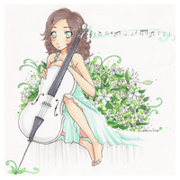cello by Lantttu
