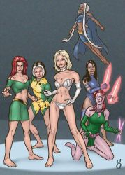 X-Women Young by DrainAge-AP