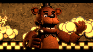 The Happiest Show (fnaf sfm) by JR2417