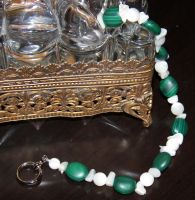 Malachite and Mother of Pearl by armaina