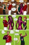 A Merry Jellax Thanksgiving, pg 1 by chainedknee