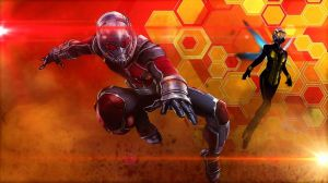 Ant-Man And The Wasp by TristanHartup