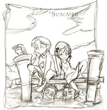 A Weasley Summer - HP by lberghol