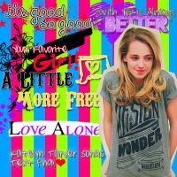 Katelyn Tarver Text Png by DivasWorld