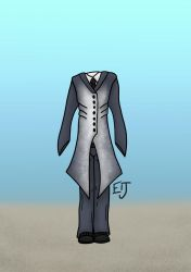 Shark Suit Coat by Cateye-and-Fox
