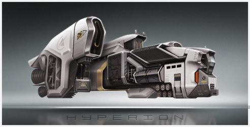 ROBUS Hyperion by IllOO