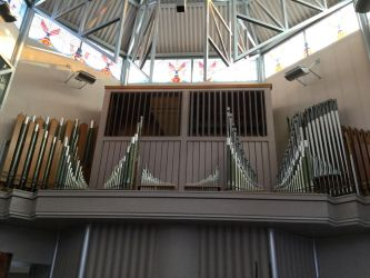 Organ Pipes by fdnbgonds