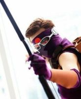 Ultimates Hawkeye by Spiderion