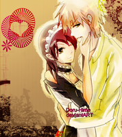 KWMS:Misaki and Usui by Doru-Hime