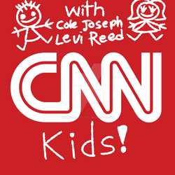 Cnn kiddos by FancyRobotstuff
