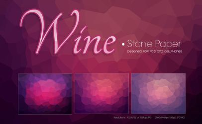 Wine StonePaper-Series by amadis33
