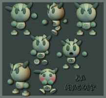 D.A.Mascot, well sort of, lo by LULLY-STOCK