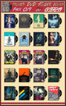 Movies DVD Folder Icons Pack 019 by Omegas82128