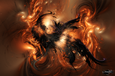 Shadow Chimaira by PJKfractals