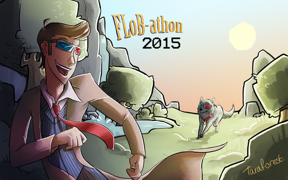 Happy FLoB-athon 2015 by taraforest