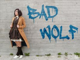 Bad Wolf by elyoncosplay