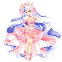[C:F] Misora by RaineSeryn
