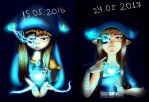 Art improvement2016/2017 by EwaAliatrop
