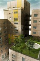 Housing Project-2- - Blinn02 by 3Dswed