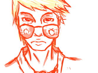 Dave Strider by Deliale