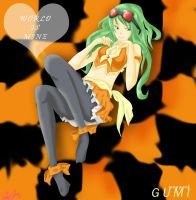 Megpoid: Gumi - World is Mine by Tsundere-Nekobelle
