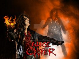 The Godfather of Horror Rock by TommyRangg