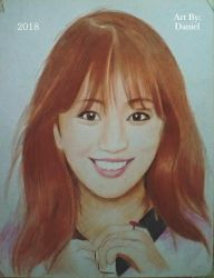 Jihyo (Twice) ~ 2018 by nielopena