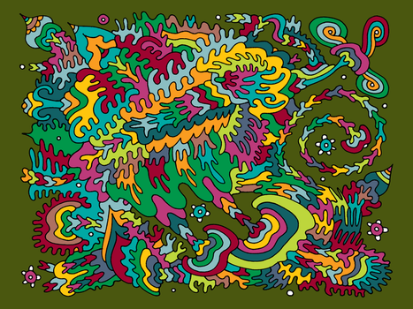 Doodle January 13th 2010 by cargill