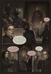 The Assassination of Franz Ferdinand 1 - Page 25 by centrifugalstories