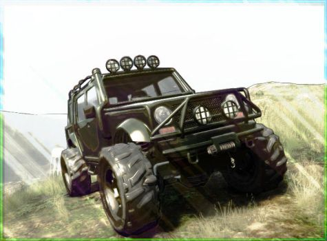 Jeep by fakemaster2014
