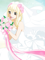 Lucy - Let's get married ! by felixne