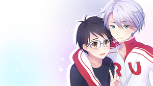 Vikturi - Yuri on Ice!!! by wolfychu