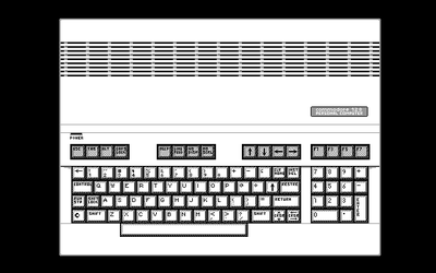 Commodore 128 by dbug