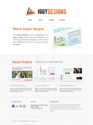 My Folio Site by TheArtofDesigning